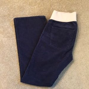 GAP Maternity Sexy Boot Cut Corduroy 28/6
